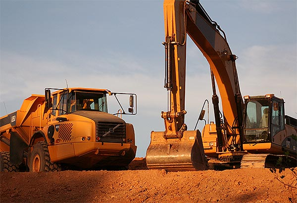 Civil Earthmoving Equipment
